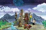 Chukwu and the Alusi