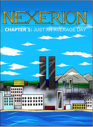 Nexerion Chapter 1 Cover by Dst105