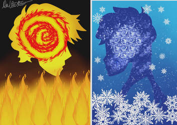 Un-Ordinary Fire and Ice