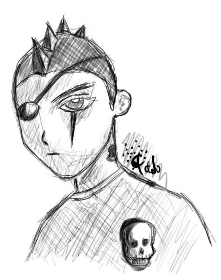 Piratas by Ilustrona