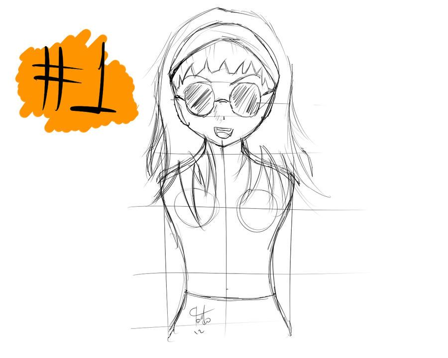 Gafas parte 1 by Ilustrona