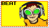 Jet Set Radio - Beat Stamp by The-Del-Bel