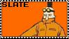 Jet Set Radio - Slate Stamp