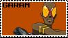 Jet Set Radio Future - Garam Stamp by The-Del-Bel