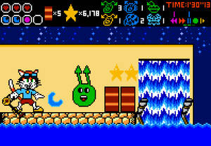 Blinx The Time Sweeper on NES