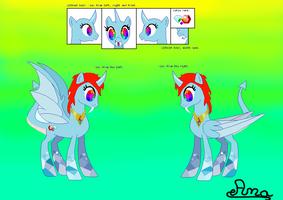 Princess Gems - the dragon pony