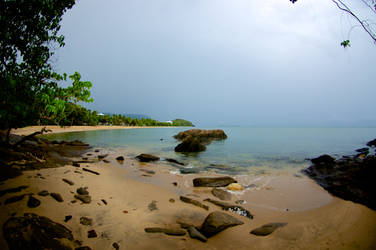 Beginnings of the Wet Season by aharddaysnight