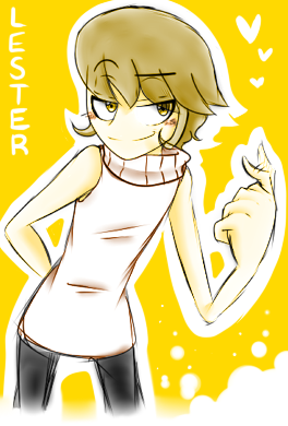 Lester or shall I say Luster by Tabersnack