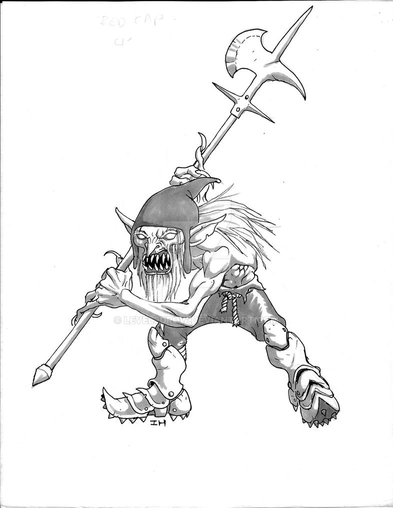 Boggy, Redcap by Level9Drow