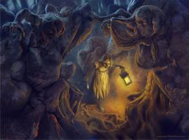 Goblin Ambush by Nickillus