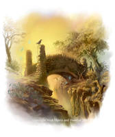 Bridge Enchantment by Nickillus
