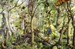 BugWorld - Woodland Spread
