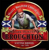 Dark Dunter Label by Nickillus