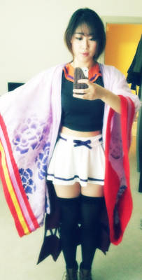 Cell Pic of Sen Tokugawa Cosplay