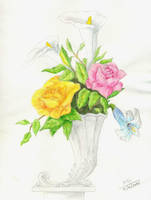 Flowers 1 by Giganotosaur
