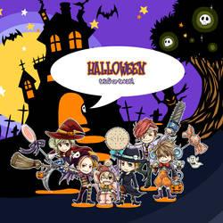 Halloween by kariyeah