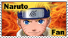 Naruto fan stamp by Timesplitter92