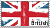 British Flag Stamp by rJoyceyy