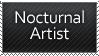 Nocturnal Artist by rJoyceyy