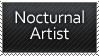 Nocturnal Artist by rJoyceyy