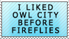 I liked Owl City before... by rJoyceyy
