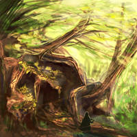 Forest Concept by SoundNinja
