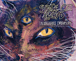 Space Cat Lloyd by SoundNinja