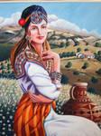 Berbere woman
