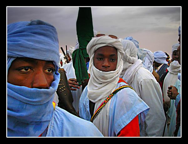 Desert men by elhadibrahimi