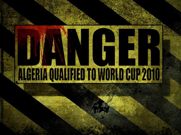 L'Algerie en coupe du monde by elhadibrahimi