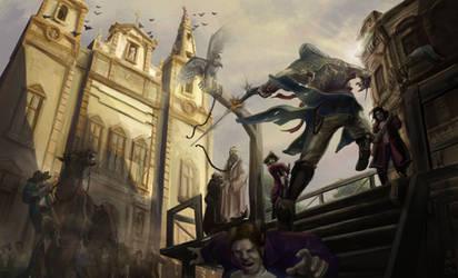 Dragoes by canecodefogo