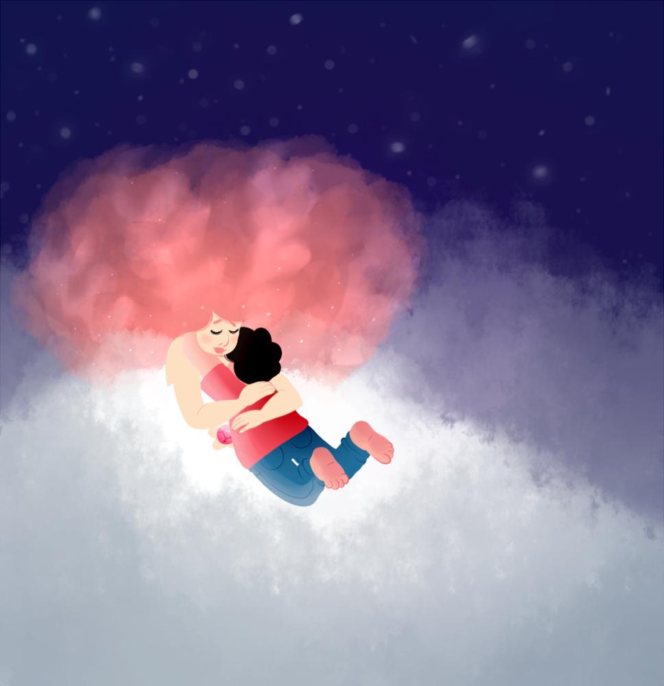 Rose Quartz by Ghostlullaby