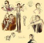 SH - more Holmes