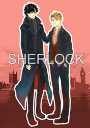 SH - BBC Sherlock by orb01