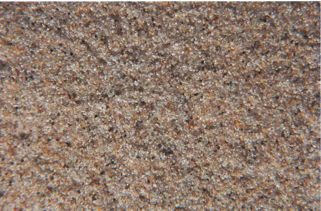Texture of Sand by ignavius