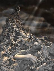 Figure Slaw by Jacinthe