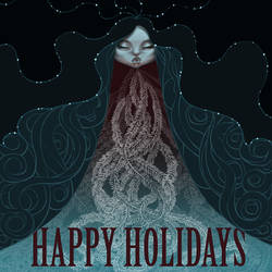 Happy Holidays! by Jacinthe