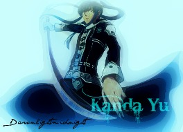 Kanda yu by dawnlightmidnight