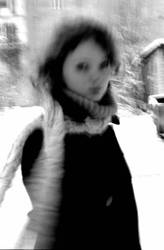 Winter ghost by Satanisa