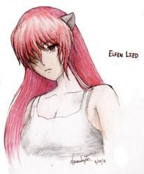 Lucy by InvinciChicken