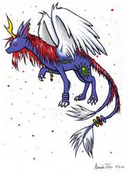 Star Unicorn by InvinciChicken