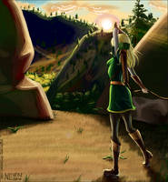 Return to Imladris by NightCatty