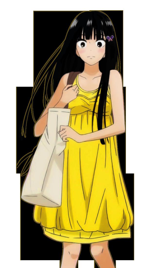 Render - Kuronuma Sawako by Machete-WZ