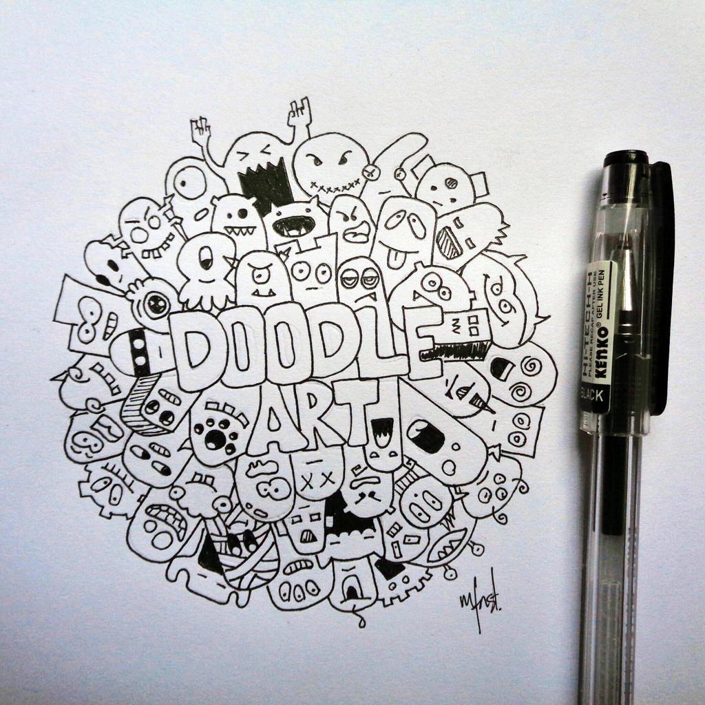 mfnst doodle art by mfnst on deviantart