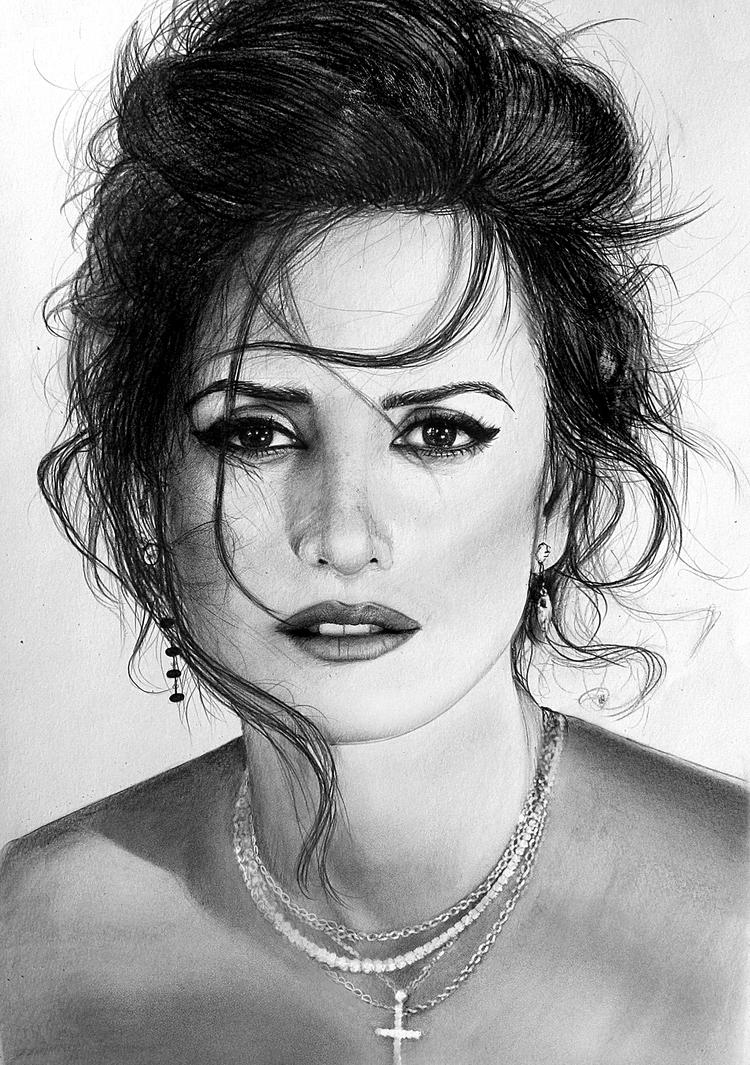 Penelope Cruz by LazzzyV