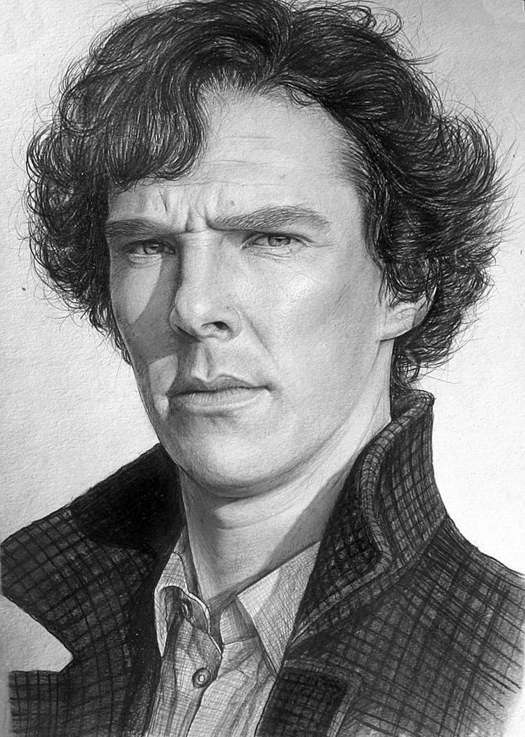 Benedict Cumberbatch3 by LazzzyV