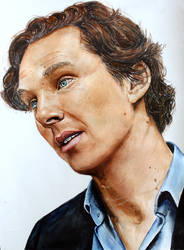Benedict Cumberbatch4 by LazzzyV