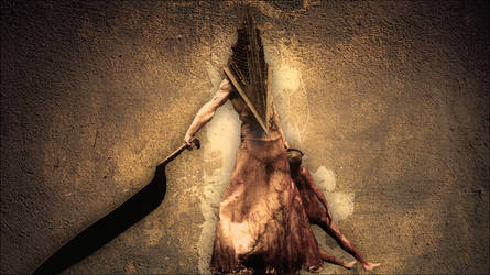Silent Hill Wallpaper - not really well made. by Rangy14