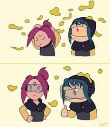Tiny Mishap Comic