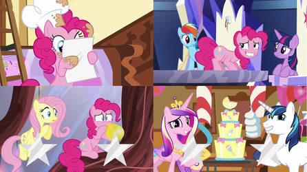 The one where Pinkiepie knows Review